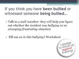 Bullying Prevention Program - ppt video online download