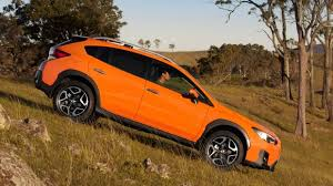 2018 subaru manual transmission. delighful 2018 2018 subaru xv 20is profile demonstrating xmode in sunshine orange 2017 inside subaru manual transmission