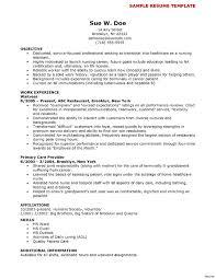 Nursing Resume Templates Word - Legalsocialmobilitypartnership.com ...