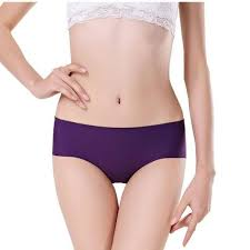 Hot Sale Summer Seamless Briefs <b>Female Underwear</b> One-Piece ...