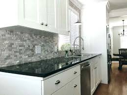 black granite with white cabinets to match lovely kitchen countertops backsplash ideas for