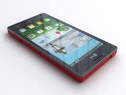 LG Optimus GJ E975W 3D Model $5 - .max ...