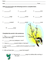 Free esl phonics worksheets (beginner to advanced) Ere Phonics Worksheets Phonics3 Thanksgiving For Kindergarten Free Printablectivities Jaimie Bleck