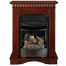 comfort glow vent free compact gas fireplace log manual