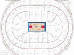 Smoothie King Seating Chart Exact Pepsi Center Seat Numbers Smoothie King Center Seating