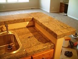 image of granite tile countertop kits