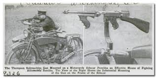 guns and motorcycles a photo essay forgotten weapons thompson