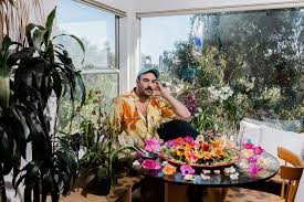 A Perfumer's Fragrant Flower Salad - The New York Times