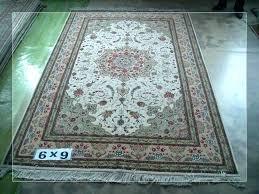 6x9 rug pads