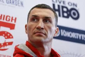 Владимир Кличко стал преподавателем в университете Новости на ua Владимир Кличко стал преподавателем в университете