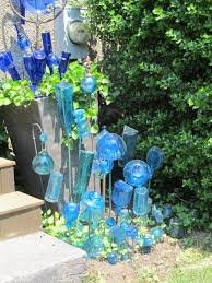 glass plate flower tutorial haverhill bradford garden featured in new book on bottle trees and gl