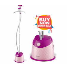 Shop bán Báo Giá Bàn ủi hơi nước đứng Philips GC514 (Hồng) - hàng nhập khẩu  giá chỉ 1.399.000₫