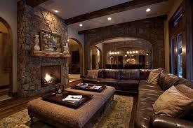 rustic living room ideas colors