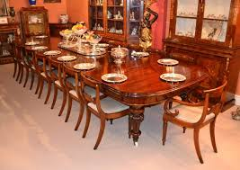 absolutely smart antique dining table and chairs 28
