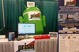 prism visual softwares route sales pre order delivery and equipment service back office and mobile solution route sales