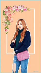 blackpink rose wallpaper k pop amino