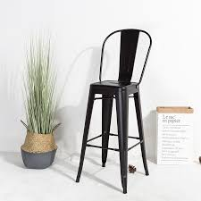High Quality Industrial Style Modern Restaurant High Bar Metal Iron Chair Buy High Bar Chairmetal Bar Chairbar Chair Vintage Product On