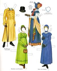 pride and prejudice gabi s paper dolls paper doll couples pride and prejudice gabi s paper dolls