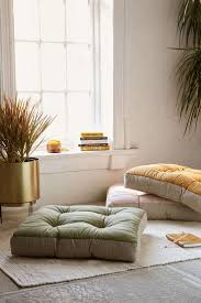 living room pillow. yooko colorblock floor pillow living room