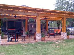 Outdoor Kitchen Roof Covered Outdoor Kitchen Covered Patio Austin With Outdoor Kitchen
