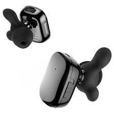 <b>Baseus Encok</b> W02 TWS – <b>наушники Bluetooth</b> Черные (NGW02-01)