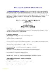 Maintenance Resume Format With Download Best Resume Format For