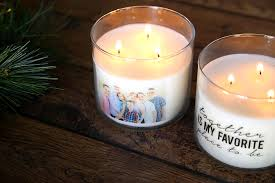 learn how to make gorgeous personalized candles with your favorite photo on them with an easy