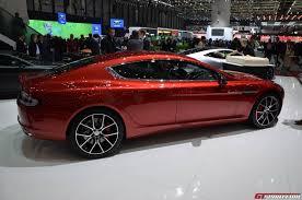Geneva 2013: Aston Martin Rapide S - GTspirit