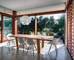 contemporary lighting for dining room. Modest Design Modern Dining Table Lighting Contemporary Home In Sydney Australia For Room