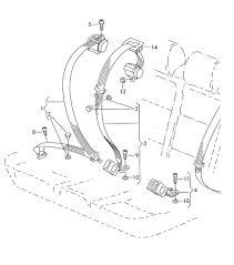 Vw rabbit interior parts on scion xb timing belt