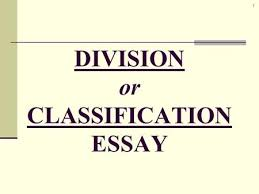 division or classification essay prewriting prewriting iuml plusmn decide 1 division or classification essay 2 prewriting