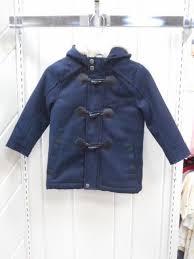 toddler boys urban republic size 3t navy hooded pea coat