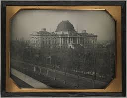 The United States Capitol (Getty Museum)