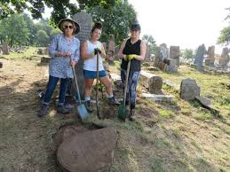East Greenville teacher helps restore Polish cemetery destroyed by Nazis |  News | pottsmerc.com