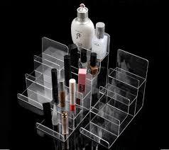 <b>Fashion acrylic</b> Makeup Organizer Wallet Display Shelf Sunglasses ...