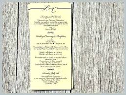 Sample Wedding Weekend Itinerary Templates Of Related Post