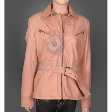 destination women leather jacket