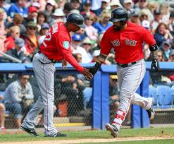 Red Sox Organizational Depth Chart The Catchers Over The