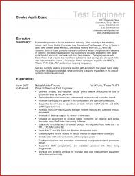 1 Year Experience Resume Sample Best Of Manual Testing Resumes Cvfreepro
