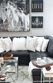 grey sofa decor sa dark gray living room ideas light leather beige rug with what colors