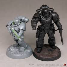 Space Marine Height Chart Between The Bolter And Me Primaris Space Marines First