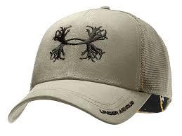 under armour hats. under armour ua antler mesh cap synthetic blend desert sand hats t