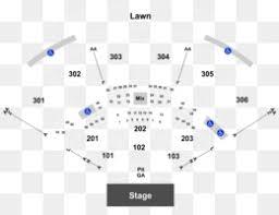Shoreline Seating Chart Isleta Amphitheater Midflorida Credit Union Amphitheatre