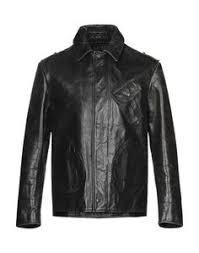 Купить мужские кожаные <b>куртки Armani</b> Jeans в интернет ...