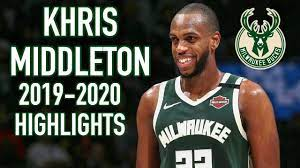 Khris Middleton 2019-2020 Highlights ...