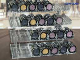 Eyeshadow Display Stand Impressive Acrylic Eyeshadow Display Stand Buy Eyeshadow Display Stand