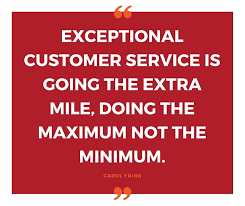 What Does Good Customer Service Mean To You What Does Customer Service Mean To You Real Business