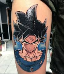 Anime Tattoos When Passion Meets Ink Pt 2 Bakaklub