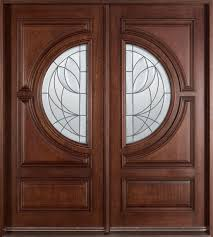 front double doorsWood Entry Doors from Doors for Builders Inc  Solid Wood Entry