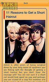 short hairstyle app for android description short hairstyle is a brand new and absolutely free application that contains the information about diffe
